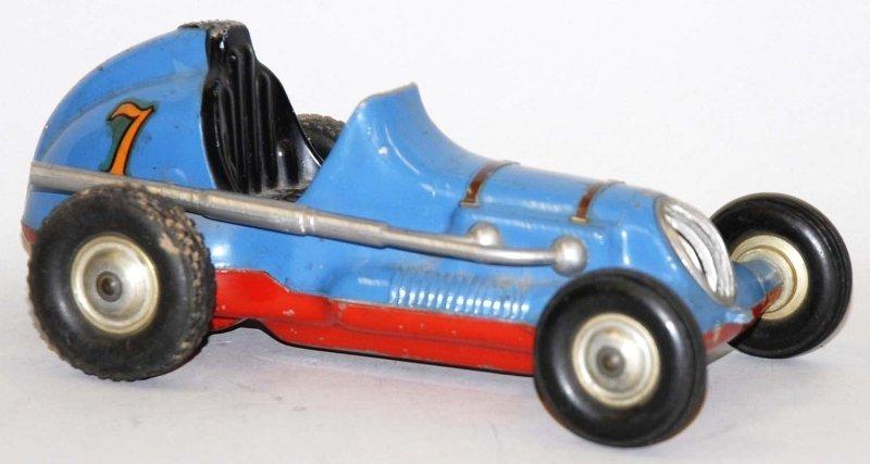 3: Cox Thimble Drome Champion Race Car Toy.