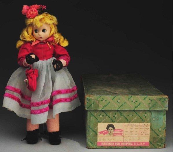 """9: Splendid Alexander """"Little Shaver"""" Doll."""