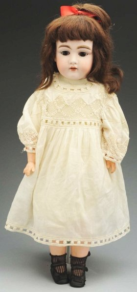 """23: Pretty Kestner """"Dainty Dorothy"""" Doll."""