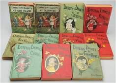 259 Lot of 11 Dorothy Dainty Books