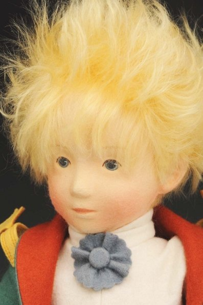 """425: R. John Wright """"The Little Prince"""" Doll. - 2"""