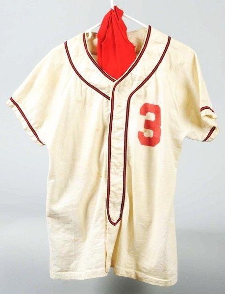 615: Lot of 3: Coca-Cola Baseball Jerseys.