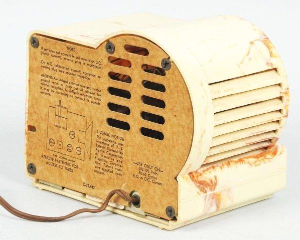 1967: Lone Ranger Beetle Majestic Radio. - 2