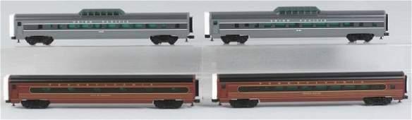 564: Lot of 2: Weaver Passenger Car Add-On Train Sets.