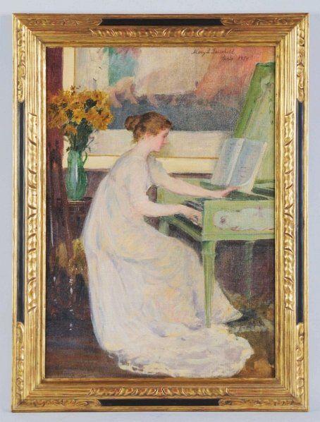 Mary Louise Fairchild (1858-1946).
