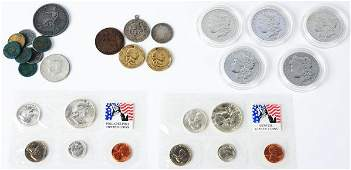 796 Lot of US Coins