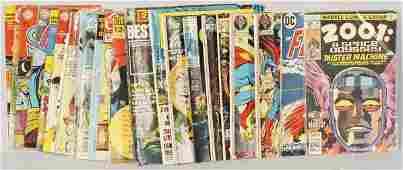 67 Lot of 20 Silver  Bronze Age Comic Books