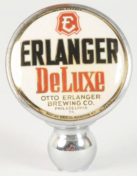 Erlanger Deluxe Beer Tap Knob.