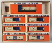 Lionel Anniversary Train Set.