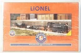 Lionel Bethlehem Steel Service Station Train Set