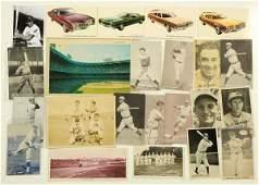 Large Lot of Baseball Memorabilia.