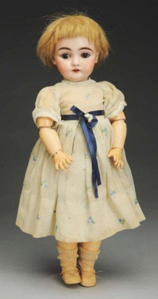 Winsome Kestner 143 Child Doll.