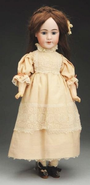 Desirable S & H Child Doll.