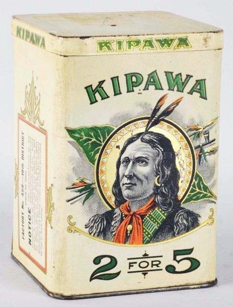 Kipawa Cigar Tin.