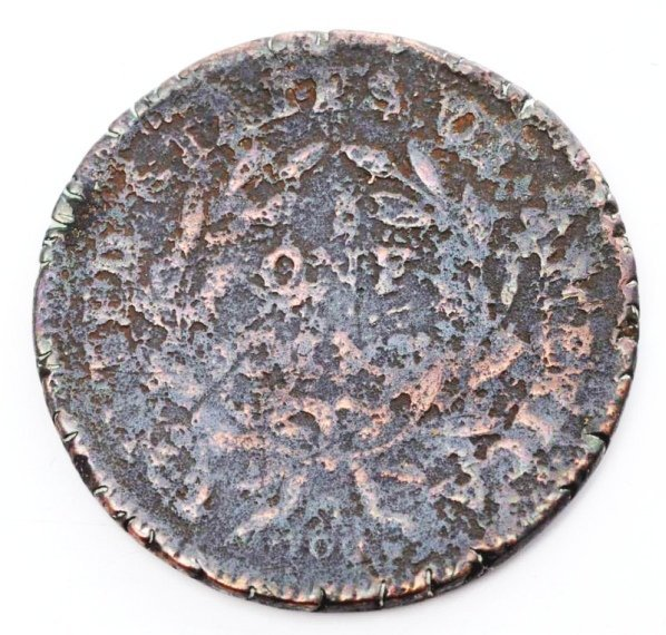 1797 Large Cent U.S. Coin. - 2