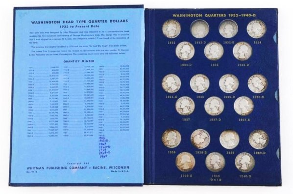 Washington Quarter Collection.
