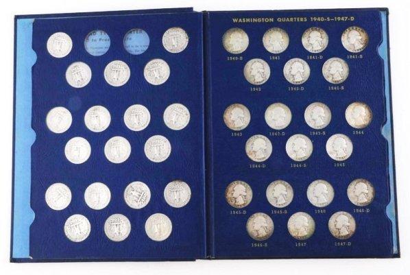 Washington Quarter Collection. - 2