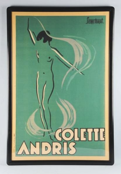 Thiriot Colette Andris Poster.