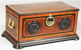 Swiss Organ Box.