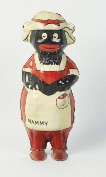 Tin Lindstrom Walking Mammy Windup Toy.