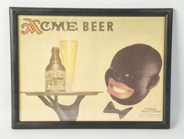 1933 Acme Beer Ad.