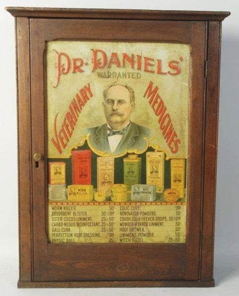 Dr. Daniels Veterinary Medicine Cabinet.
