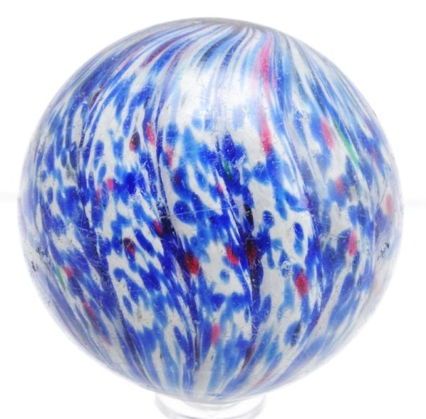 12-Lobed Onionskin Marble.