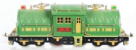 Contemporary Lionel No.381E Train Engine.