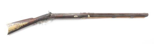 A. Wurflein Plains Rifle.