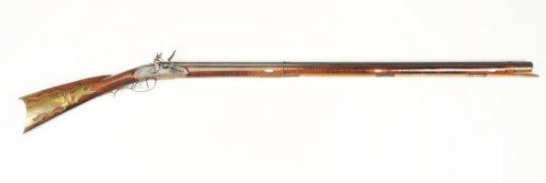 Samuel Morrison Kentucky Rifle.