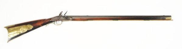 Young Boy's (Or Lady's) Kentucky Rifle.