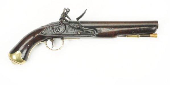Light Dragoon Pistol Model 1759/78.