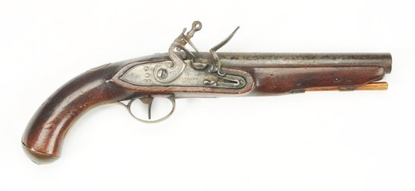 War of 1812 Indian Trade Pistol.