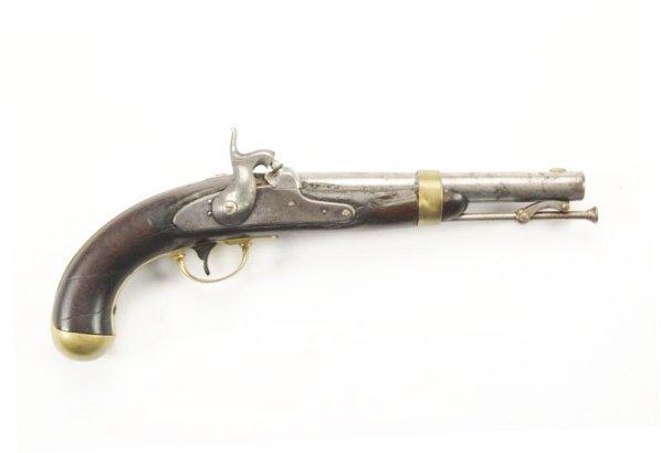 H. Aston Model 1842 Percussion.