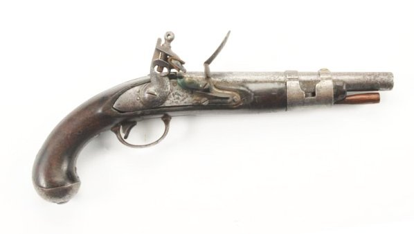 North Model 1816 Pistol.