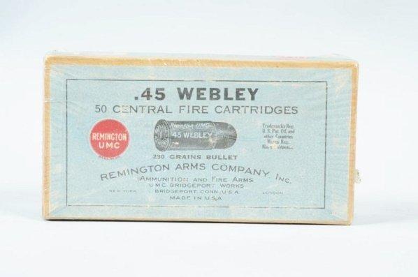 Webley-Fosbery .455 Automatic Revolver**. - 4