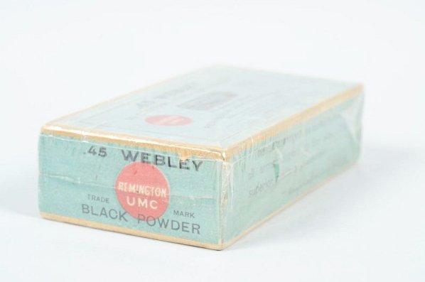 Webley-Fosbery .455 Automatic Revolver**. - 5