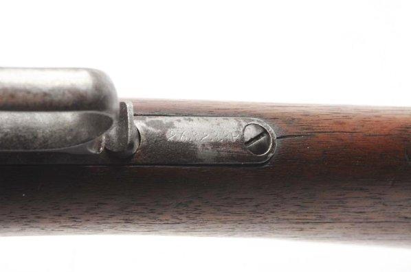 Winchester Model 1873 .22 Short Rifle. - 5