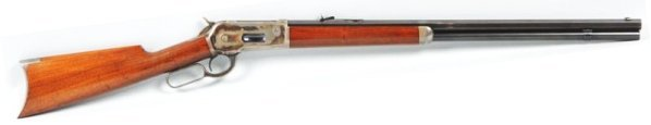 Winchester 1886 45/90 cal. WCF Rifle.