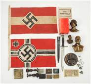 Nazi Memorabilia.