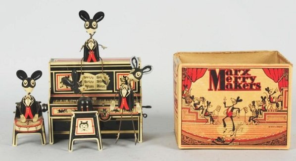 Marx Merry Makers Tin Toy.