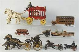 Misc Lot of Contemporary and Vintage Vehicles