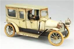 German Karl Bub KBN Clockwork Automobile.