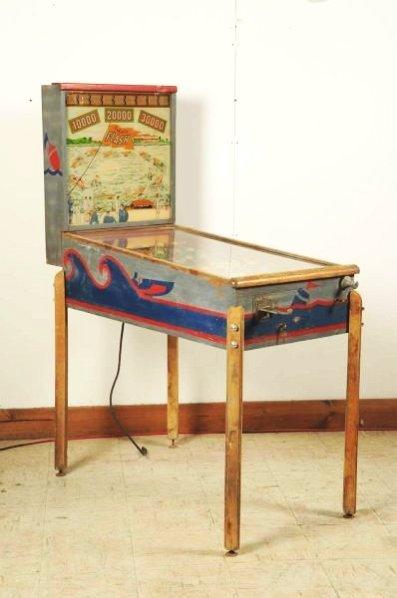 Exhibits Flash Pinball Machine (1939).