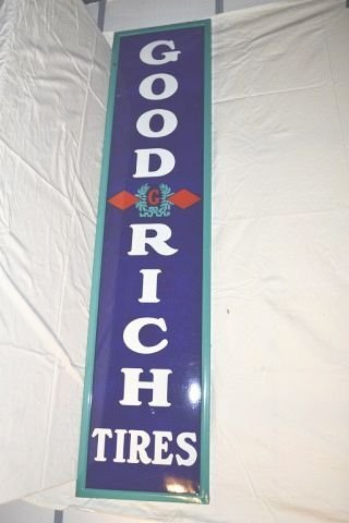 Goodrich Tires with Logo.