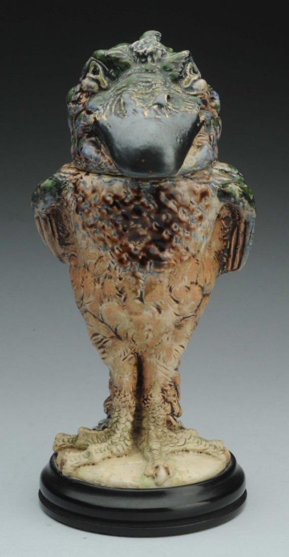 R.W. Martin Bird Figure.