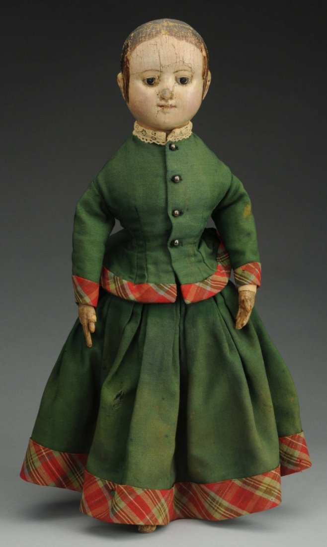 Splendid Izannah Walker Cloth Doll.