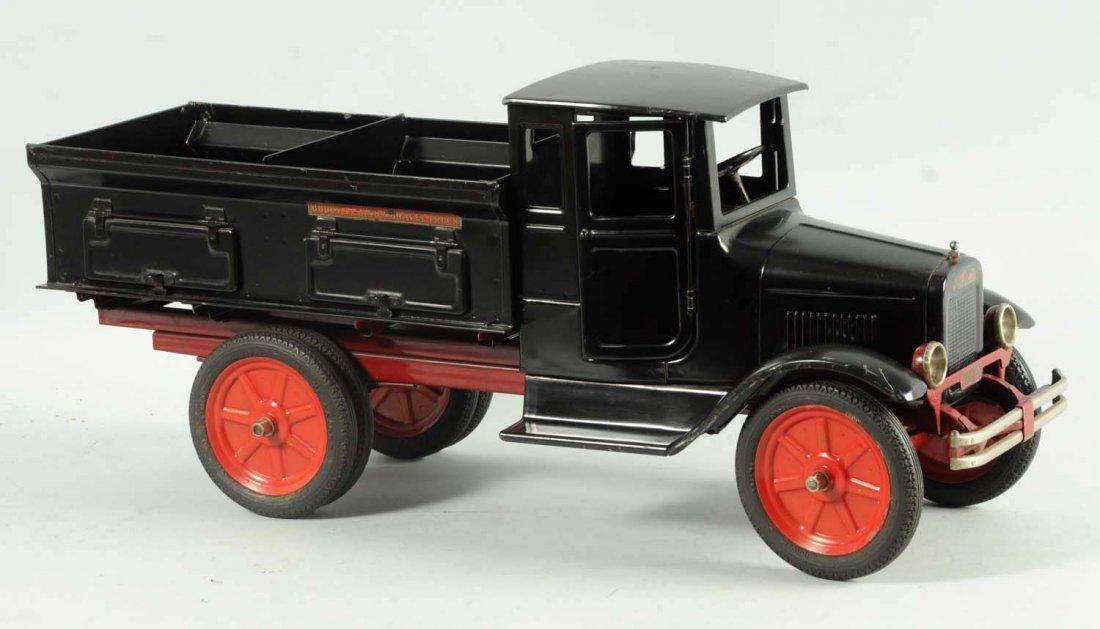 Pressed Steel Buddy L 1938 Hi Cab coal