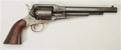 Remington New Model Army Revolver.