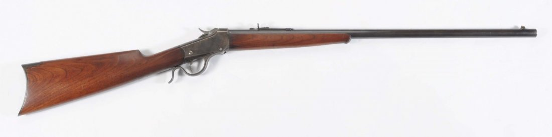 Winchester 1885 Low Wall .22 WCF Cal. Rifle. **